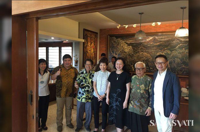 Menteri Singapura, Grace Fu, Oei Hong Djien, OHD