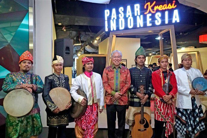 Pasar Kreasi Indonesia