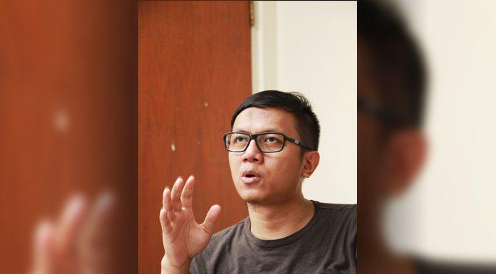 Profil Seniman, Yogie Achmad Ginanjar, Seniman Bandung, Seniman Kontemporer