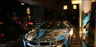 Darbotz dan BMW di ICAD
