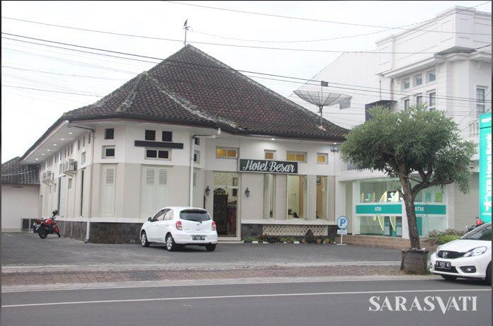Hotel Besar, Purwokerto