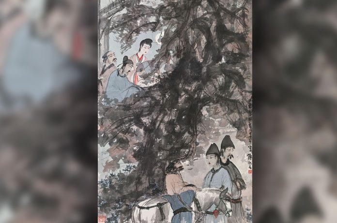 Fu Baoshi,