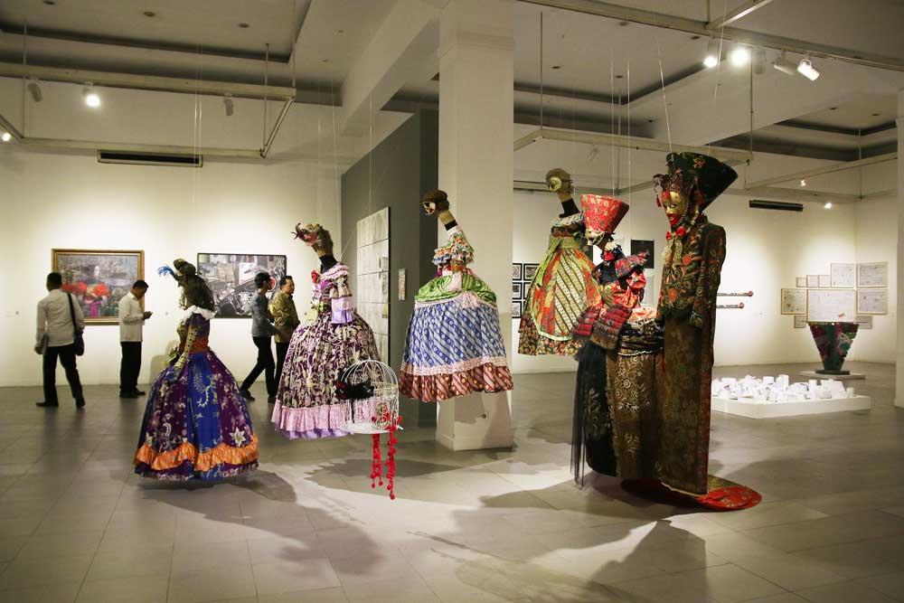 Pembukaan-pameran-Gudang-Garam-Indonesia-Art-Award-2015-di-Galeri-Nasional-yg-berjudul-Respublica_edit