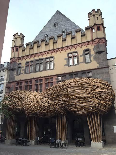 Frankfurt Kuntsverein, Jerman