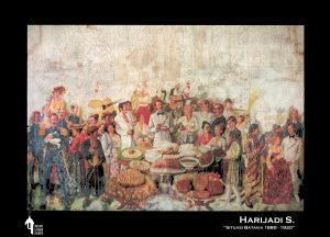 Situasi Batavia 1880-1920 (Dok : Ireng Laras Sari)